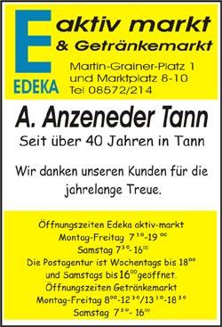 Edeka Anzeneder